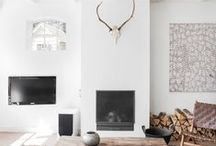Urban Chic Interior / #PigeonDynamite 's styling of modern home decor