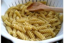 Pastas / Noodles / by Mrs. Gloves
