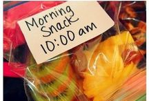 Snacks / by Mrs. Gloves
