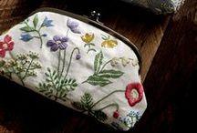 Embroidery, cross stitch - вышивка / Вышивка, схемы. Работы мастеров.