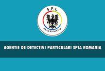 S.P.I.A. Detectiv Romania