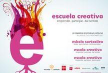 Escuela Creativa / Pines de interés para la escuela creativa