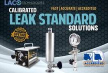 Calibrated Leak Standards / LACO Technologies is the world leader in calibrated leak standard technology due to our proprietary micro tube capillary leak element design, wide scope of accreditation, fast delivery times, and lifetime warranty.   Find out more: http://www.lacotech.com/leakstandardsandcalibrations