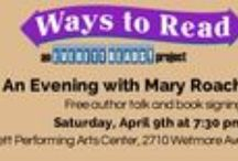Ways to Read at Everett Public Library