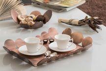 Luxury Serveware / Surround yourself with utilitarian art of Elleffe Design
