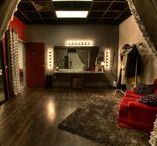 Studio: Dressing room