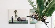 Mix: plants at home
