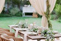 Coastal + Beach Weddings / Sweet coastal and beachy weddings in Southern California