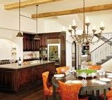 Home: Dining room & Kitchen