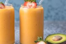 Recipes for Drinks/Smoothies