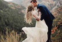Elopements in the Wilderness / This board is filled with inspiration for beautiful elopements in the wilderness. Whether it's in the desert, on a cliffside or mountain top, we love all of the beautiful details of these elopements