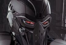 Body armour / Modern future armouring