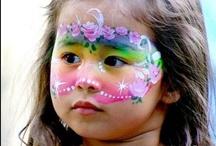 Face paint / by Rachel Swift