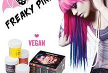 Bannières Freaky Pink / Promotions, soldes, arrivage nouveautés et remise en stock sur www.freakypink.com