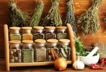 herbs. / herbs are the easiest thing to grow at home