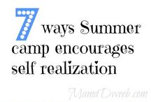 Benefits of Summer Camp / Research studies, parental observations, camp director opinions, and camper feedback about why summer camp is so beneficial for our children and youth.