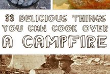 Camp Recipes / Summer camp, camping, and outdoor food and drink