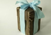 PACKAGING wrapping & bows / by edl dudle