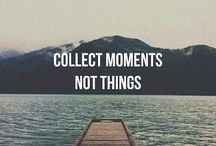 Moments over things