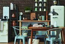 Vi älskar inredning / Möbler, inredning, dekoration, design allt som förgyller ditt hem.