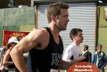 Celebrities who have RUN a Marathon / Celebrities make everything look easy, but when it comes to marathon training, they're just like us…for the most part.  RaceMob