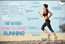 Running For Health / Running for health - Even a little bit is good, but a little more is probably better!