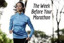 MARATHON TIPS / Here is everything you need to know to run your best marathon this year.