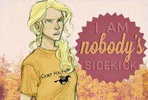 Annabeth Chase / Wise Girl