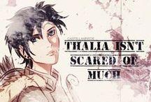 Thalia Grace / the daughter of Zeus