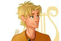 Will Solace / the son of Apollo