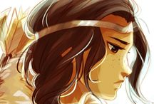 Zoë Nightshade / the daughter of Atlas