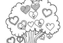 Coloring pages printable / by Lincoln City Libraries