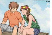 Clarisse and Chris / <3