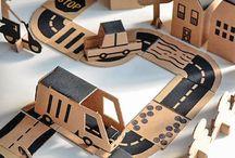 Cardboard art / #cardboard #paperboard #paper #sculpture #cut #art #illustration #crafts #handmade