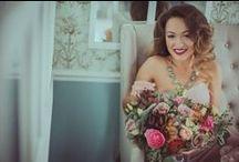 Наши свадьбы / Свадебное оформление выполненное нашей студией свадебных идей.