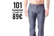 PPC - Patrons Homme / Divers patrons de vêtements pour les hommes