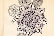 Mandala / My artwork