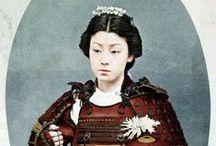 Onna-Bugeisha, femmes Samouraï