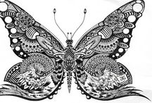 Butterfly / My drawings