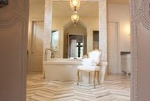 Beautiful Bathrooms and Powder Rooms