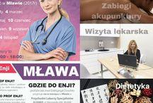 ALFAMED Mława - przyjęcia wyjazdowe prof Enkhjargal Dovchin / Terminy przyjęć wyjazdowych prof Enji do Mławy i wszystko co z tym związane