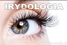 Irydologia prof Enji / Jest badaniem wspomagającym konwencjonalną diagnozę lekarską polegającym na analizie tęczówki oka.