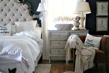 Dwelling Dreams / Clean & inviting - neutrals with warm color pops and natural elements  / by Rachel Baldwin