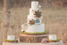 Cake, Cakes, and Wedding Cake. / Beautiful and eye catching cakes for weddings and other celebrations. / by Kim Jefferies