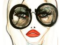 Fashion Illustrations / by Eve Ringers