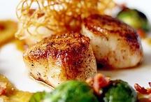 Scrumdiddlyumptious Seafood / by katespadeaholic