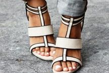 shoes, wedges + soles. / If I had a cent for every shoe that I loved...