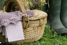 Baskets / by Maureen Brooks