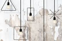 • Light Fixtures • / Light fixtures I love!  / by Loty