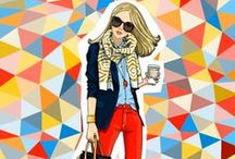 Illustration  / All kind of illustrations that i like.  / by Cláudia Domingos